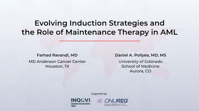 Evolving Induction Strategies and the Role of Maintenance Therapy in AML