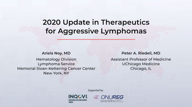 2020 Update in Therapeutics for Aggressive Lymphomas