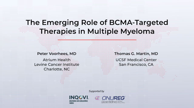 The Emerging Role of BCMA-Targeted Therapies in Multiple Myeloma