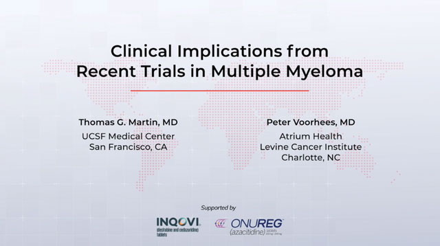 Clinical Implications from Recent Trials in Multiple Myeloma